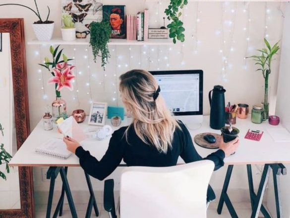 15 tips to working from home