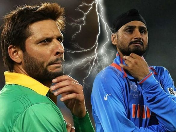 Harbhajan Singh Ends Friendship With Shahid Afridi After His Comments On Indian Choozay'