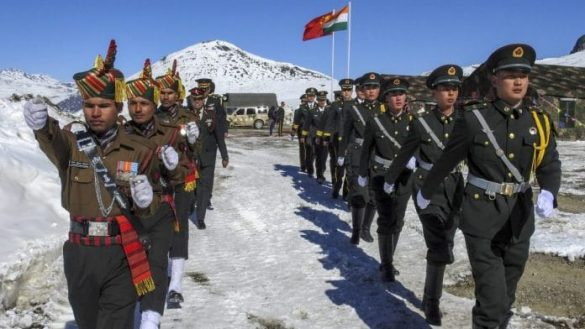 Indian Army goes from 'ghus kay marain gai' to 'Please go back'. Seems like Indian Army does well only in movies.