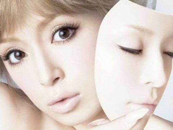 cosmetic surgery only improves your features it-does not work on the self image