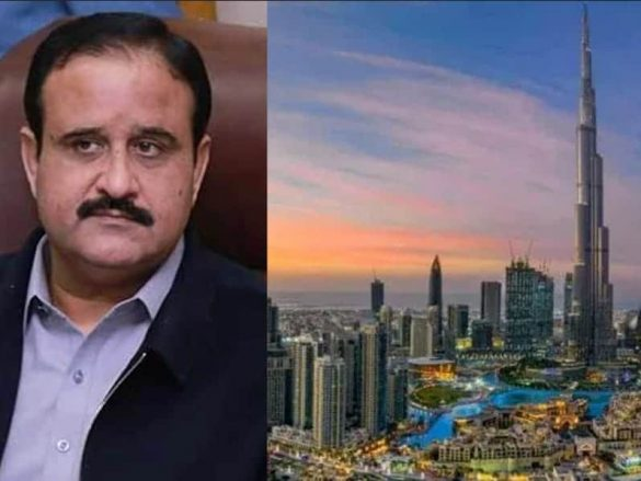 Punjab Govt decides to build Dubai like modern city north of Lahore
