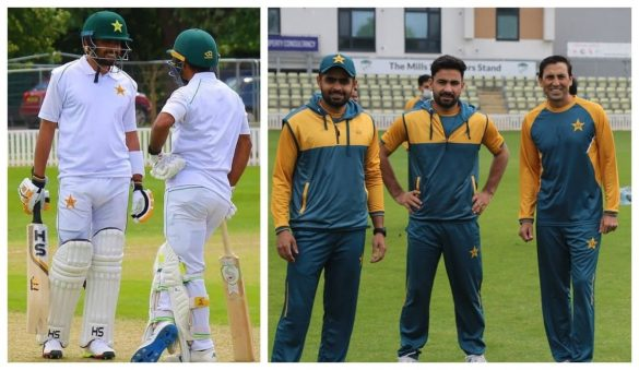 Why Pakistan Cricket Team Kit is without Sponsors Logo