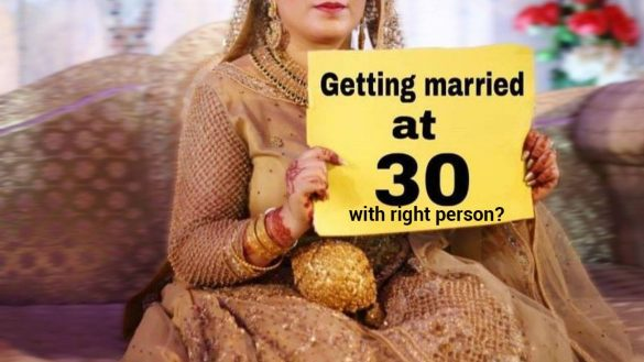 Marrying the right person